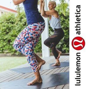 Lululemon Wunder Under Pant (Hi-Rise) Capoeira 6